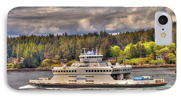 Gulf Islands 7 IPhone Case by Lawrence Christopher