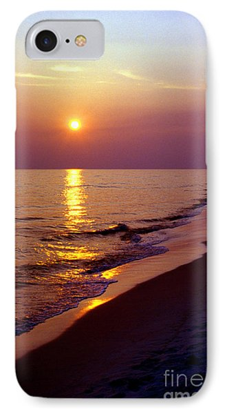 Gulf Of Mexico Sunset Phone Case by Thomas R Fletcher