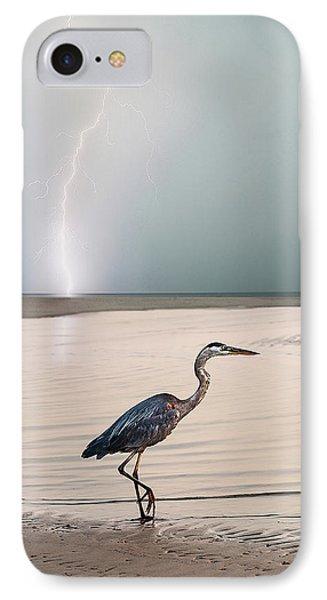 Gulf Port Storm IPhone Case