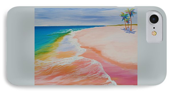 Gulf Side IPhone Case by Anne Marie Brown