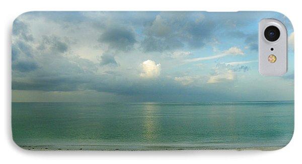Gulf Storm IPhone Case by Judy Wanamaker