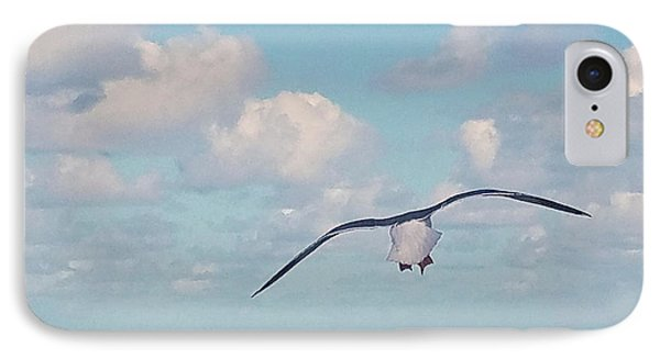 Gull Getaway IPhone Case
