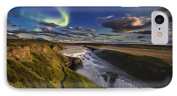 Gullfoss Iceland IPhone Case