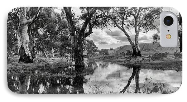 IPhone Case featuring the photograph Gum Creek by Douglas Barnard