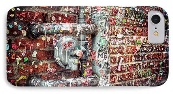 IPhone Case featuring the photograph Gum Drop Alley by Spencer McDonald