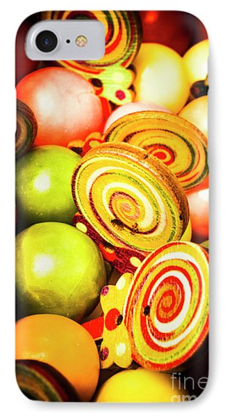 Gumdrops And Candy Pops  IPhone Case by Jorgo Photography - Wall Art Gallery