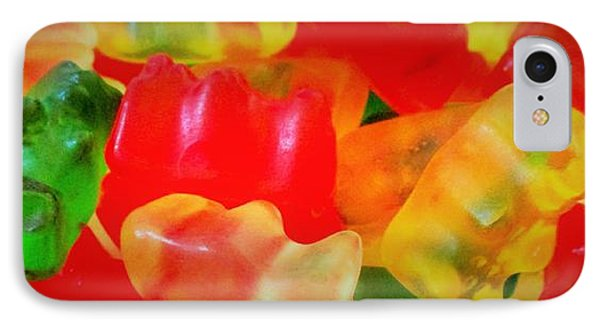 Gummies IPhone Case by Martin Cline
