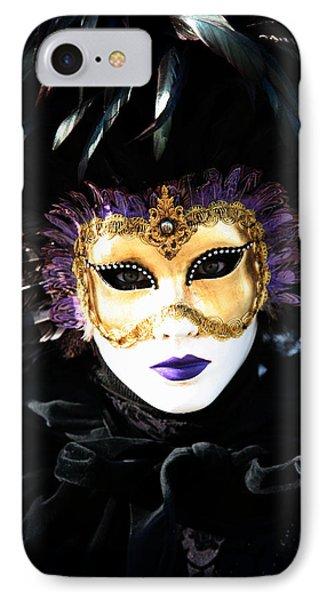 Gunilla Maria's Portrait 2 IPhone Case by Donna Corless
