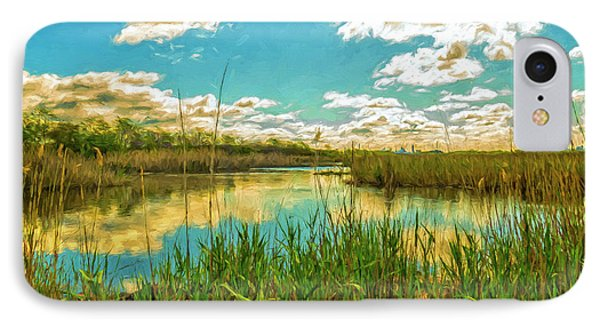 Gunnel Oval By Paint IPhone Case