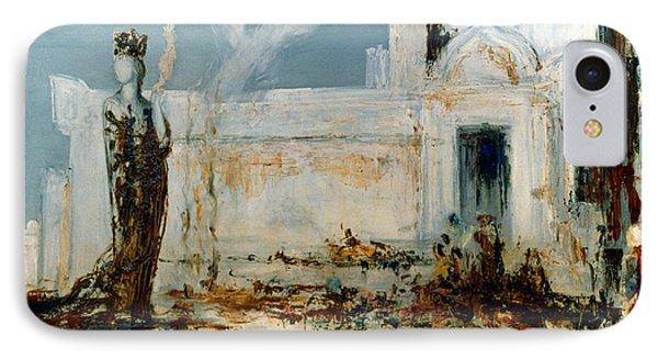 Gustave Moreau: Helene Phone Case by Granger