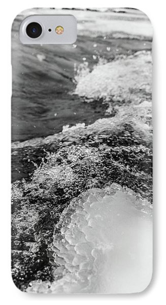 IPhone Case featuring the photograph H2O by Alex Lapidus