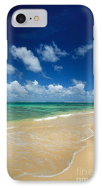 Haena Beach Phone Case by Greg Vaughn - Printscapes