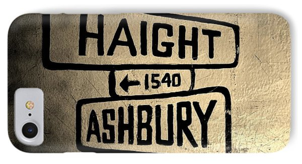 Haight Ashbury IPhone Case