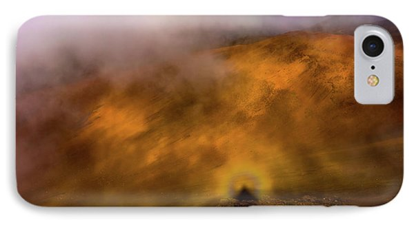 IPhone Case featuring the photograph Haleakala Halo by M G Whittingham