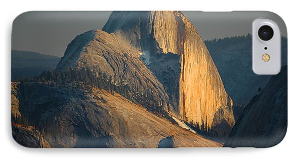 Half Dome At Sunset - Yosemite IPhone Case