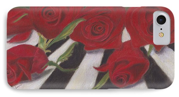 IPhone Case featuring the painting Half Dozen Red by Arlene Crafton