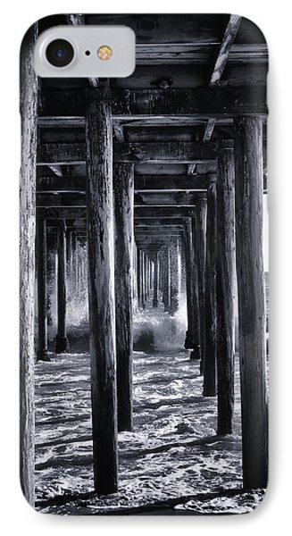 Hall Of Mirrors IPhone Case by Lora Lee Chapman