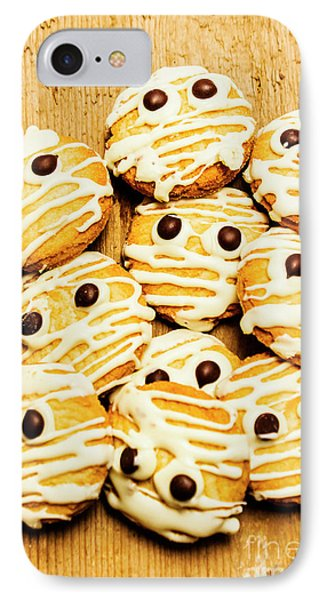 Halloween Baking Treats IPhone Case by Jorgo Photography - Wall Art Gallery