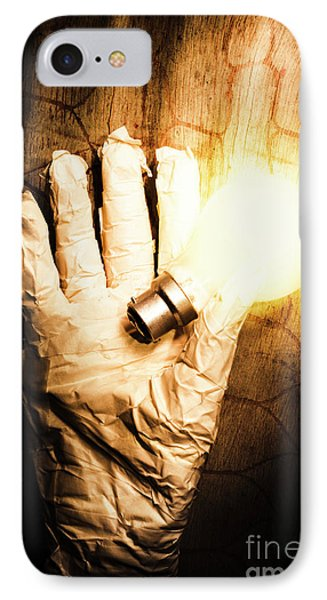 Halloween Ideas Concept IPhone Case by Jorgo Photography - Wall Art Gallery
