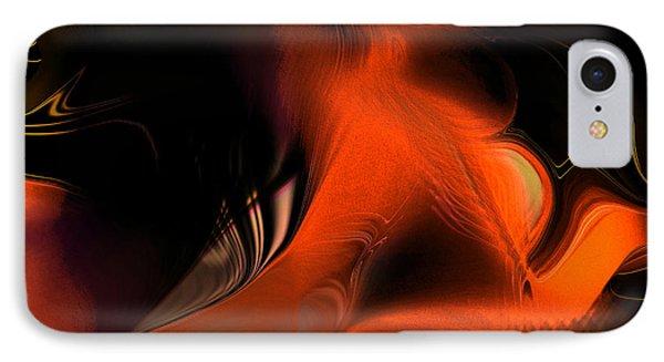 Hallucinogenic Element IPhone Case by Yul Olaivar