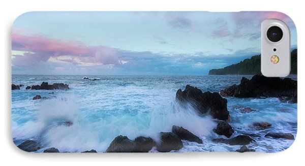 IPhone Case featuring the photograph Hamakua Sunset by Ryan Manuel
