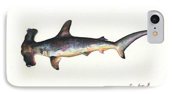 Hammerhead Shark IPhone 7 Case