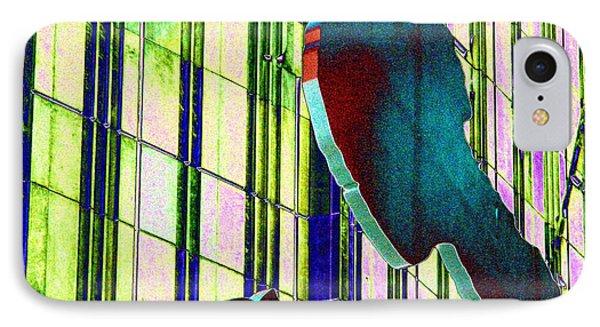 Hammering Man 3 Phone Case by Tim Allen