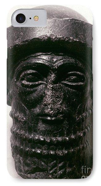 Hammurabi (d. 1750 B.c.) Phone Case by Granger