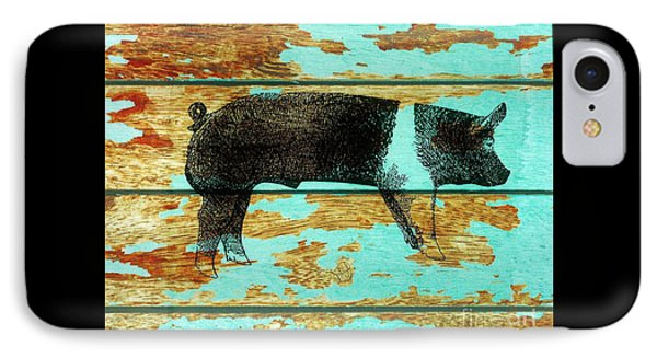 Hampshire Boar 1 IPhone Case