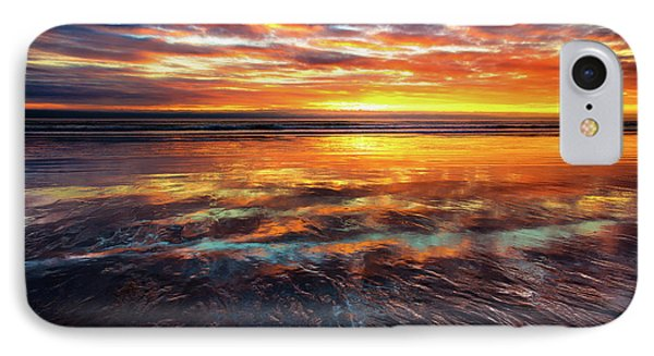 IPhone Case featuring the photograph Hampton Beach by Robert Clifford