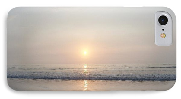 IPhone Case featuring the photograph Hampton Beach Sunrise by Eunice Miller