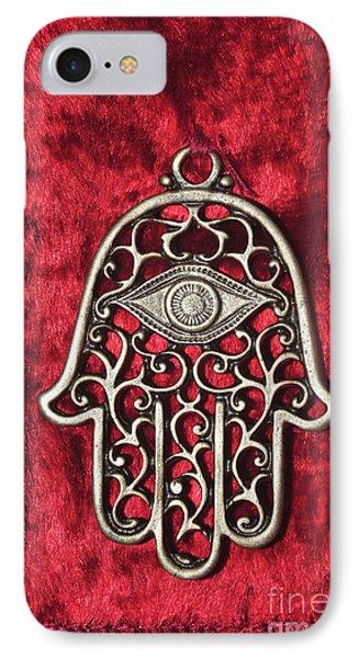 Hamsa  Phone Case by Shay Levy