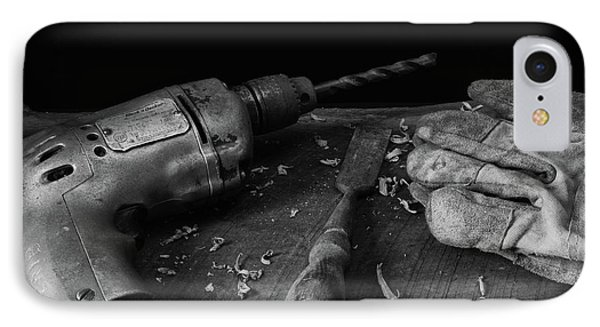 IPhone Case featuring the photograph Hand Tools 3 by Richard Rizzo
