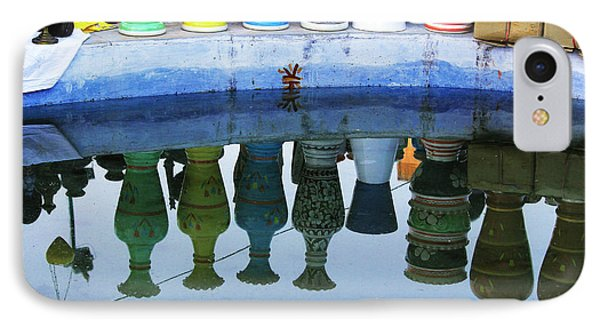 Handmade Clay Pots IPhone Case