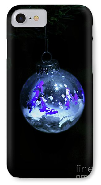 Handpainted Ornament 001 IPhone Case