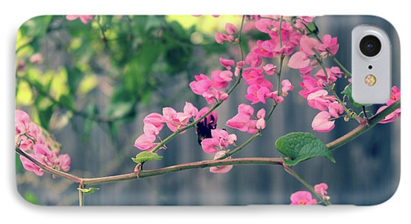 IPhone Case featuring the photograph Hang On by Megan Dirsa-DuBois