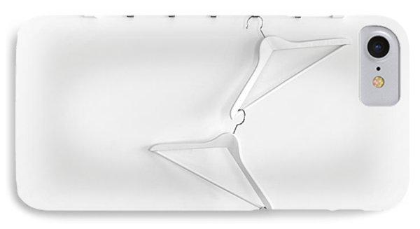 IPhone Case featuring the photograph Hangers No. 2 by Joe Bonita