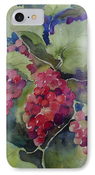 Hanging Around Phone Case by Sandra Strohschein