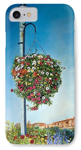 Hanging Basket IPhone Case