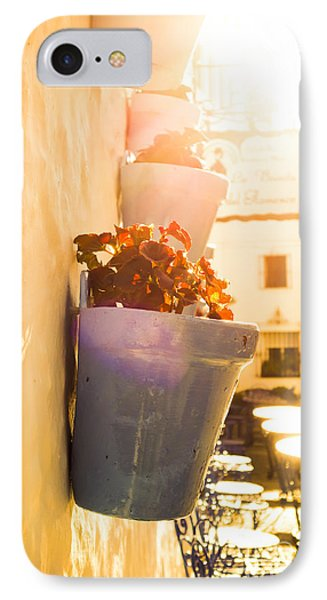 Hanging Flower Pots IPhone Case