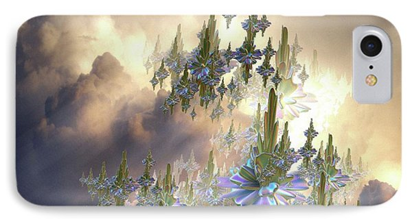 Hanging Garden IPhone Case by Lilia D