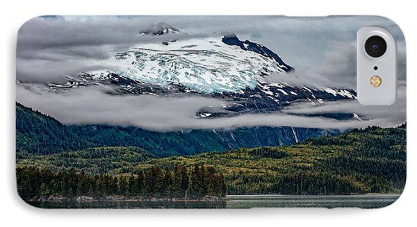 Hanging Glacier IPhone Case