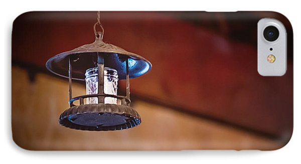 Hanging Lantern IPhone Case by April Reppucci