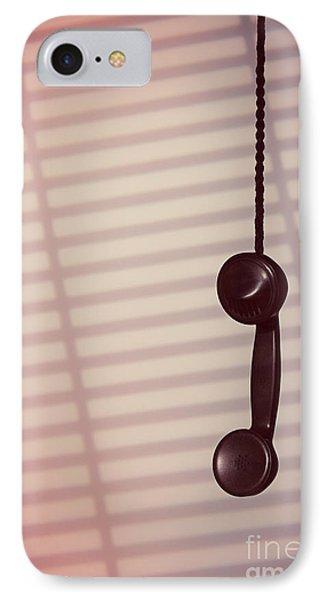 Hanging Phone Receiver IPhone Case