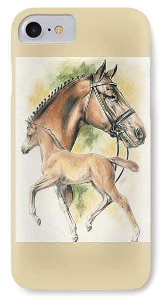 Hanoverian IPhone Case