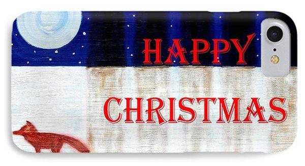 Happy Christmas 28 Phone Case by Patrick J Murphy