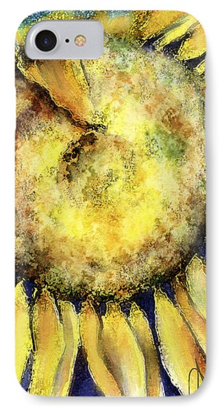 IPhone Case featuring the painting Happy Day by Annette Berglund