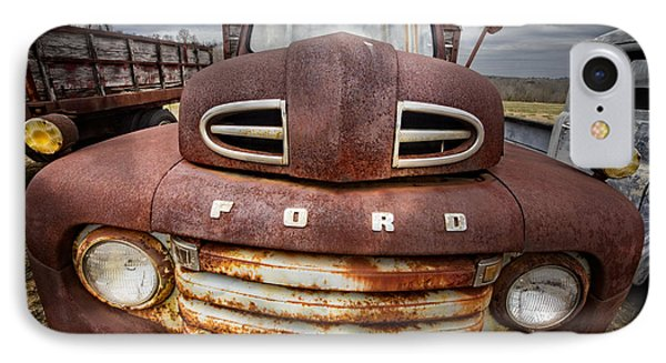Happy Ford IPhone Case
