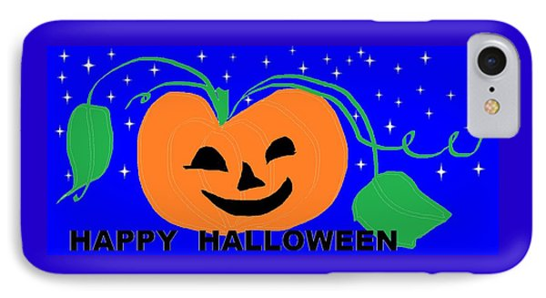 Happy Halloween 1 IPhone Case