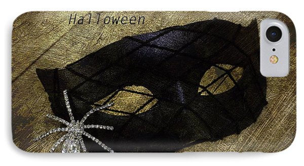 Happy Halloween IPhone Case by Patrice Zinck